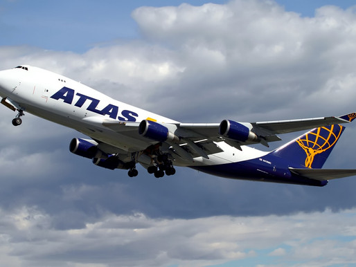 Atlas Air Worldwide Signs Agreement for GEnx Engines for Four Boeing 747-8 Freighters