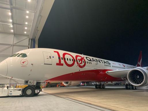 Qantas Prepares to Launch Supermoon Scenic Flight