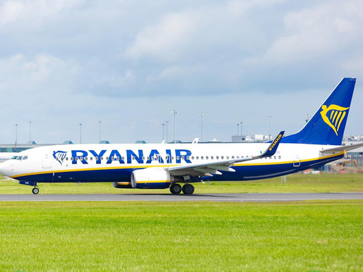 Ryanair Adds 200,000 Seats to Malta and the Balearics; Increases Service for Spanish Football Fans