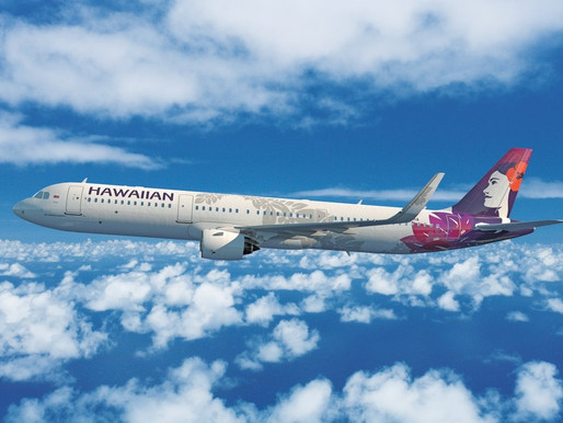 Hawaiian Airlines Reports Net Income of $49.7M For Fourth Quarter, $224M For Full Year 2019