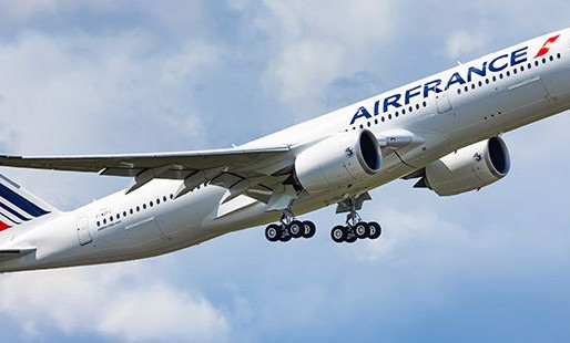 Air France Takes Delivery of 10th Airbus A350 out of 38 Ordered