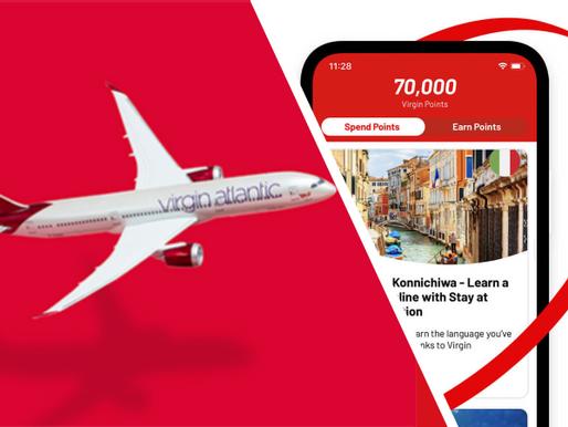 Virgin Red Boosts Earning Opportunities for Virgin Atlantic's Flying Club Members