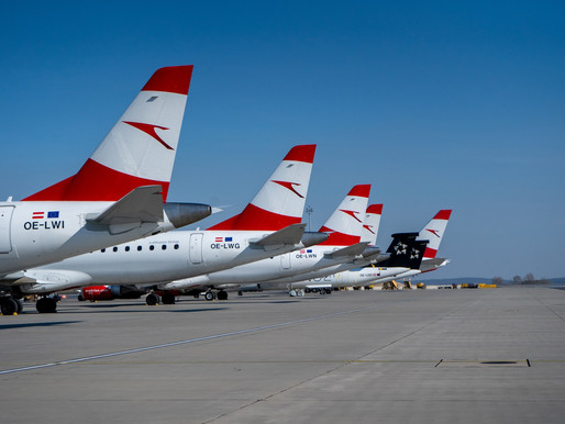 Austrian Airlines Announces Restart Plan at Approximately 80 Percent of Pre-Crisis Capacity