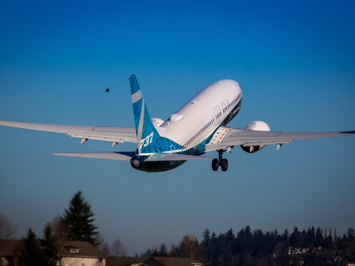 FAA Administrator Steve Dickson Completes Two Hour Boeing 737 MAX Test Flight