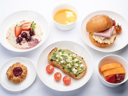 Virgin Australia Launches New Business Class and Economy Buy Onboard Menus