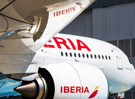 Iberia Signs New Codeshare Agreement With Spring Airlines, Adds Four New Chinese Destinations