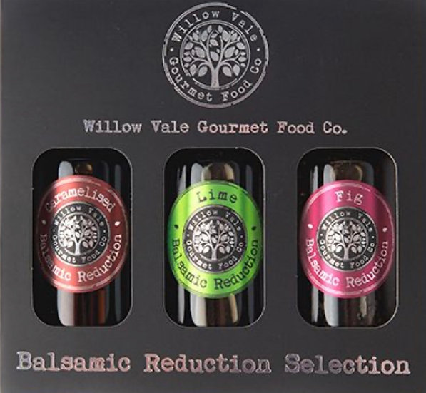 Balsamic Reduction -3 Pack