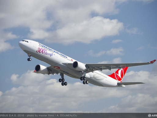 Turkish Airlines Launches Thrice Weekly Service From Istanbul to Xian in China