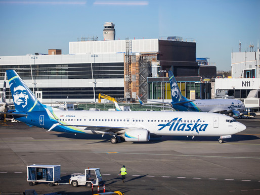 Alaska Airlines Exercises Options for 12 Additional Boeing 737-9s