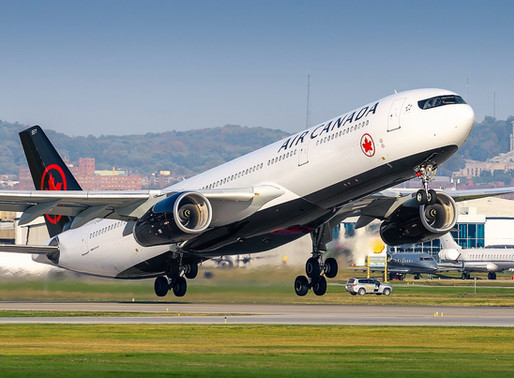 Air Canada Establishes Airframe Maintenance Centers of Excellence in Trois-Riviéres and Mirabel