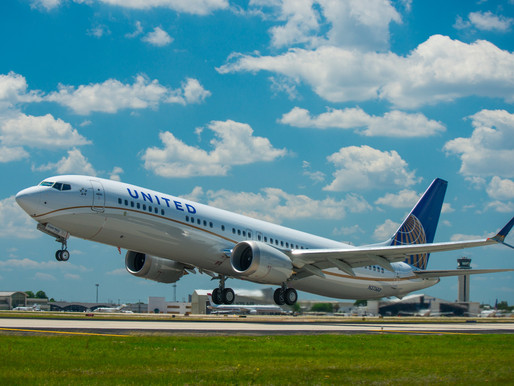 United Airlines Reports Q2 Net Loss of $434 Million on 52% Revenue Decline to $5.5 B Versus Q2 2019