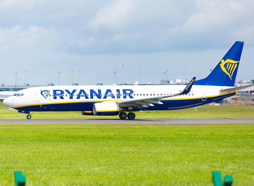 Ryanair Expands Service From Liverpool to Vilnius With Three Weekly Flights From October 25, 2020