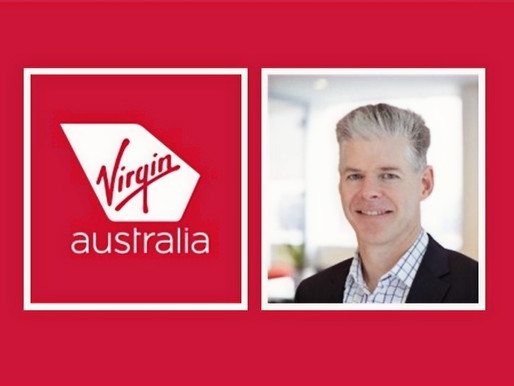 Virgin Australia Announces the Appointment of Dave Emerson as Chief Commercial Officer