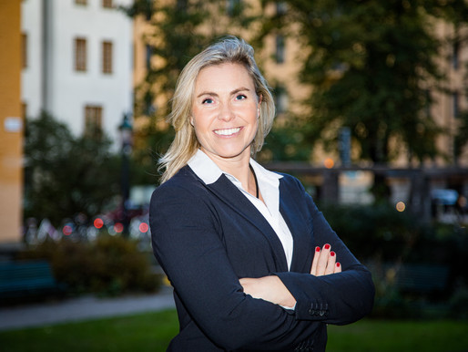 SAS Appoints Louise Bergström as Vice President of Investor Relations