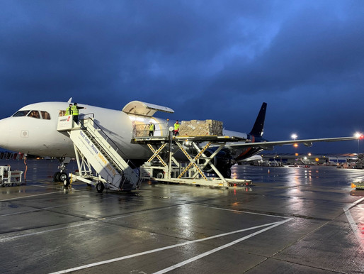 First CFM Powered Airbus A321P2F Delivered to Titan Airways