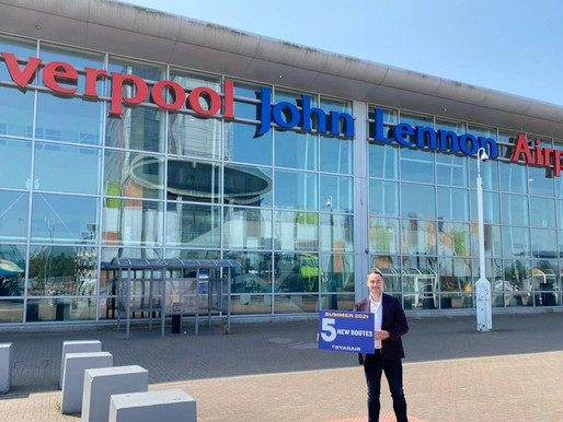 Ryanair Launches Liverpool, Manchester and Scotland 2021 Recovery Schedules