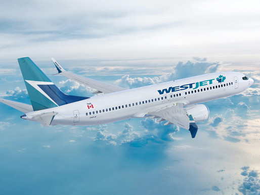 WestJet Cuts Mexico and Caribbean Flying at Request of Canadian Government