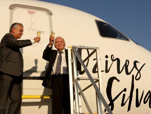 Embraer Founder Ozires Silva Wins Prestigious Daniel Guggenheim Medal