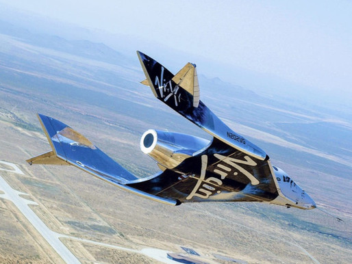 Virgin Galactic's Spaceship Two Successfully Completes Second Flight From Spaceport America