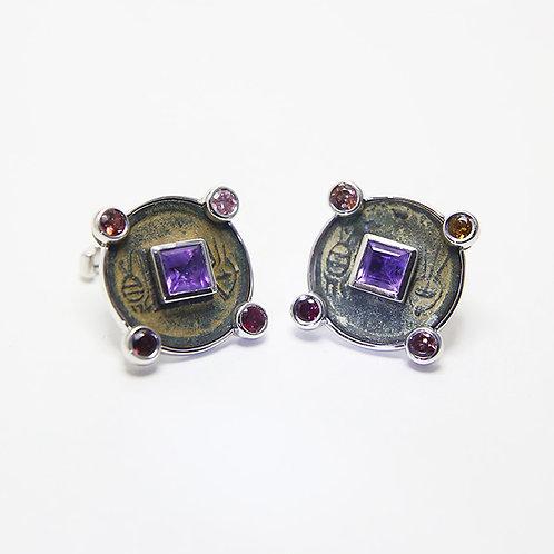 Amethyst - February  二月 - 紫水晶
