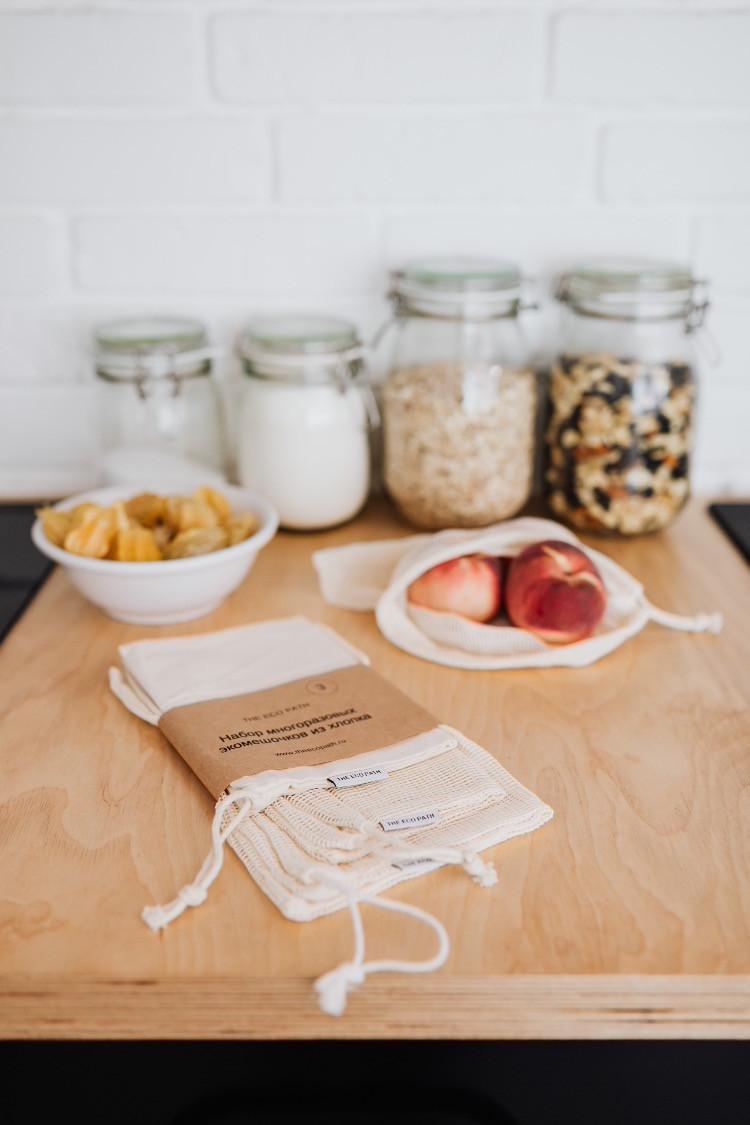 Alcuni oggetti riutilizzabili in cucina