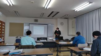 DPTS 操縦技能認定コース講習を行いました。