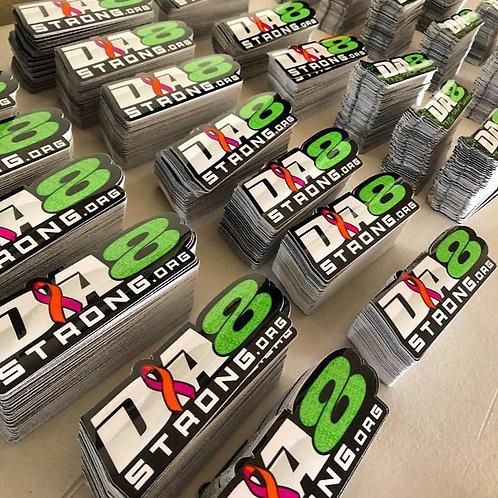 DA8 Strong Sticker(s)