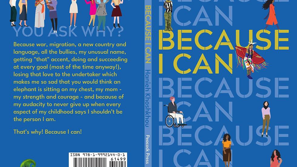 Because I Can (e-book)