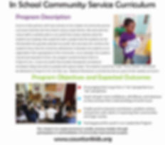 InSchool Community Service Curriculum1.j