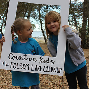 Folsom Lake Cleanup