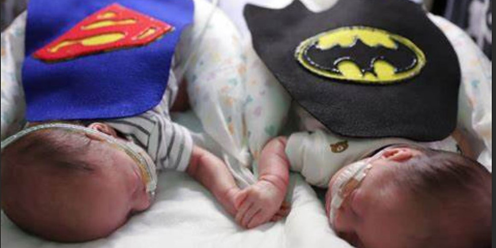 Halloween Capes for NICU Babies