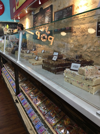Delicious Commercial Work - Display Counter