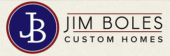 Jim Boles Custom Homes logo