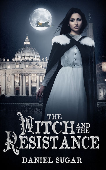 Ebook - The Witch and The Resistance 01(