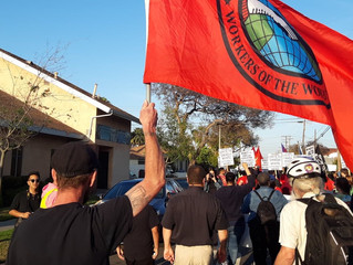 May Day in Long Beach, CA