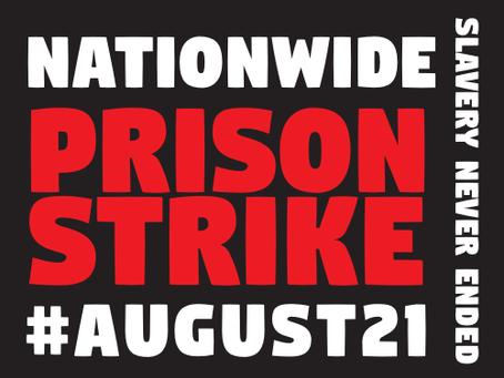 Socialist Party USA Endorses August 21st Nationwide Prison Strike