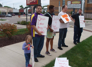 SP Michigan Joins the Wendy's Boycott
