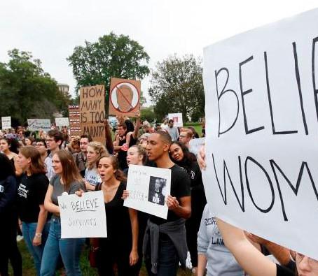 Statement on Biden Rape Apologists