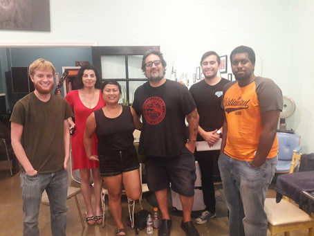 The First Socialist Party Organizing Meeting in Long Beach, California