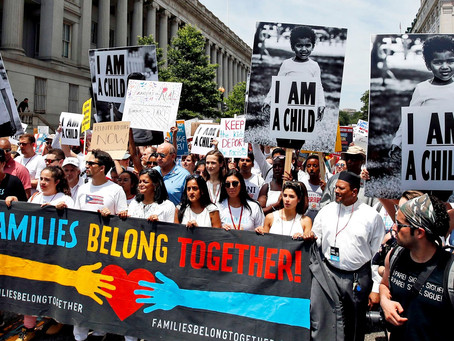 Upholding Human Rights: Condemn Family Separation and Detention, Act Now