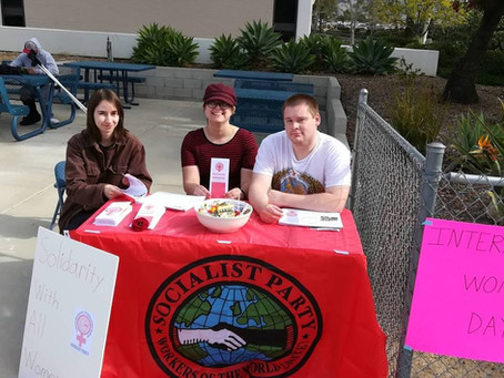 International Women's Day at Moorpark College
