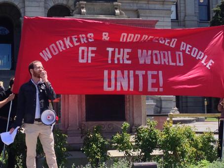 May Day at the Colorado Capital