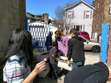 Northern NJ Members Help Restart Community Garden and Plan for Spring