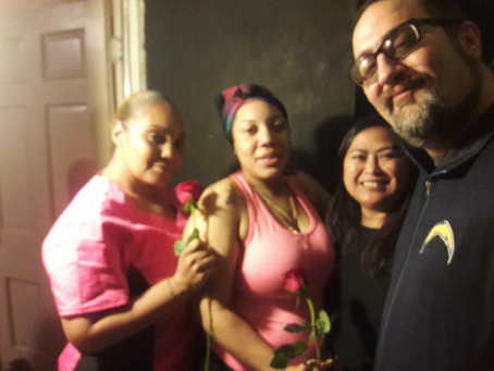 International Women's Day with the Socialist Party Los Angeles Local