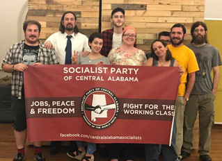 May Day in Central Alabama