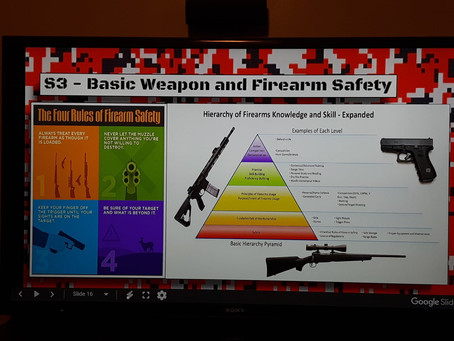 The Socialist Party Los Angeles Local's Self-Defense Program Enters its Second Year