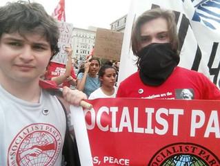 May Day in Washington DC