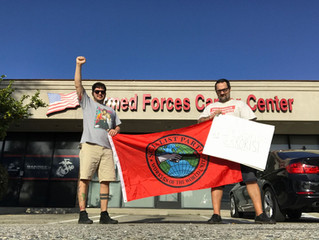 """The Socialist Party Los Angeles Local says """"No!"""" to War in Syria"""