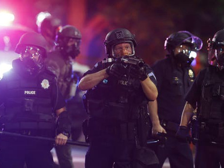 Police Brutality is State-Sanctioned Brutality
