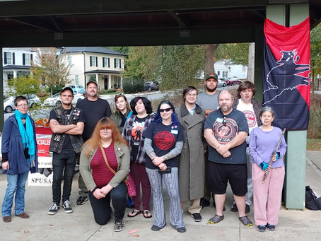 4th Annual No Piedmont Socialist Cookout